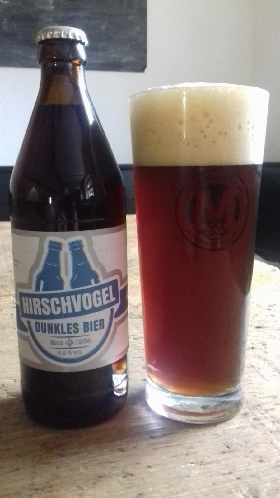 Hirschvogel Bier