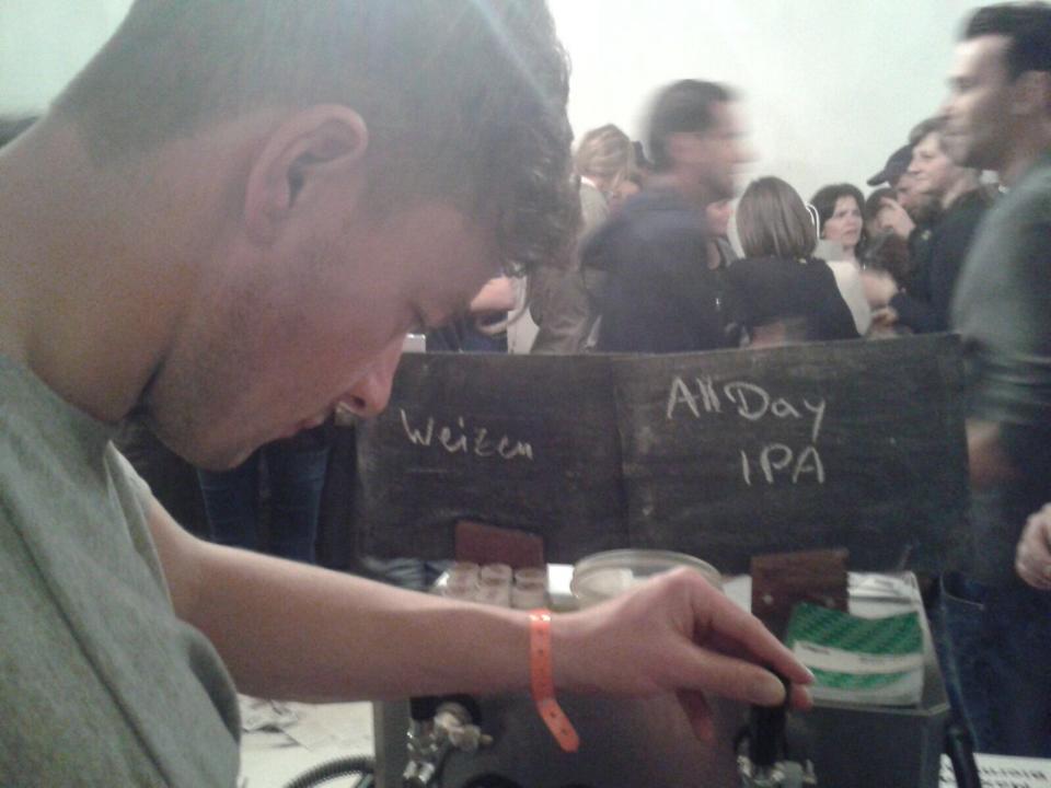 Maxbrauerei auf der Beercraft_1